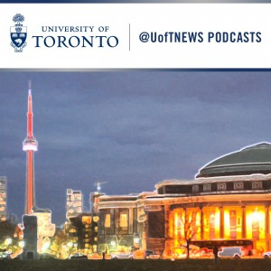 U of T News Podcasts image
